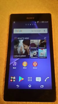 Sony experia t3 works great but a couple issues