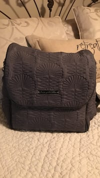 Petunia pickle bottom with matching wallet