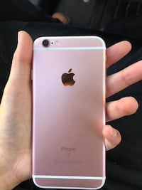 iPhone 6s rose gold Montebello, 90640