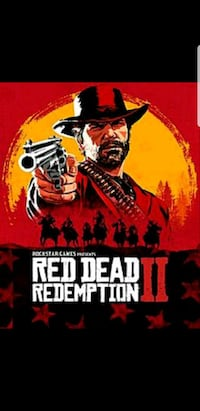 PS4 Red Dead Redemption  Toronto, M6S 4B3
