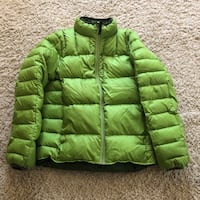 REI Goose Down Feather Boys Jacket - Size M 10\12