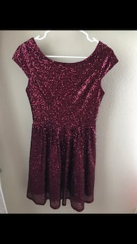 Size 5 fit and flare dress  Camarillo, 93012