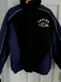 Baltimore Ravens Winter Jacket Philadelphia, 19127
