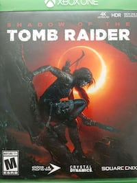 Shadow of The Tomb Raider Xbox One Golden, 80401