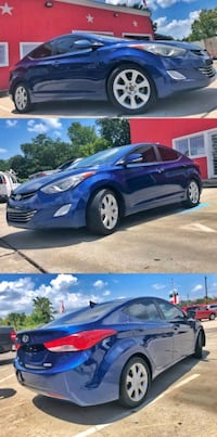 1300 down payment Hyundai - Elantra/Limited - 2013