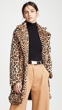 Leopard I.AM.GIA Stefani Coat Langley, V2Y 1L7