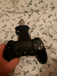 black Sony PS4 game controller Dartmouth, B2X 2T3