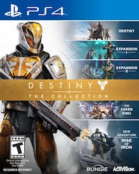 Destiny The Collection PS4 Oslo, 0594