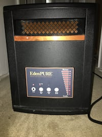 Eden Pure space heater. Great for your man or woman cave.  Garage etc Ranlo, 28054