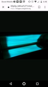 Awesome Tanning Bed, New Bulbs Vancouver, 98683