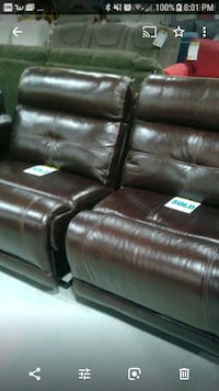 Leather Recliners. New. Qty (2) London, N5X 3Z9