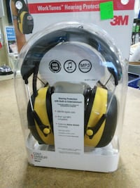 3M WorkTunes Hearing Protection Canby, 97013