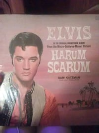 Brand new Elvis record in rapper Temple Hills, 20748