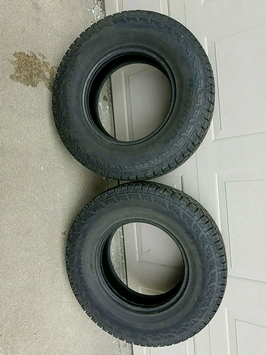 Photo 2 - Hankook Dynapro ATM  Tires