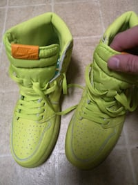 Air Jordan 1 GATORADE SIZE 9.5 extreme condition