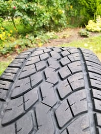 """32"""" Tires and 18"""" rims combo  Burnaby, V5G 3H2"""