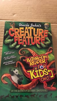 Uncle John's Creature Feature book Heath, 43056