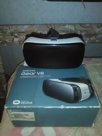 black and white Samsung Gear VR with box Fresno, 93705