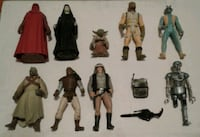 Star Wars Power of the Force Action Figures Port Coquitlam, V3B 7G7