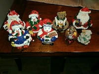 Christmas glass ornaments all pictured Brampton, L6V 3X1