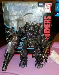 Shockwave Dark Of The Moon Transformers Studio Series