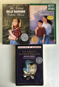 Award-Winner Children's Novels Potomac