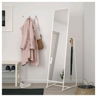 Mirror with holder for clothing or accessories Port Moody, V3H 1L9