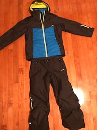 Ski jacket and pants for 10yo boy Vaughan, L4J 8W9