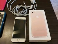 iPhone 7 128gb Rose gold (no trades) Fayetteville, 28314