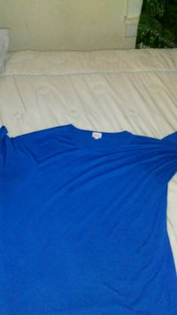 blue crew neck t-shirt Zebulon, 27597