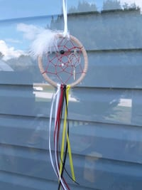 Authentic Native made Dream Catcher COA 502 mi