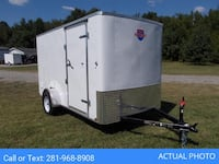"2020 CarryOn 6 X 12 Enclosed 6'Wide, 12'Long, 15"" Tires,"