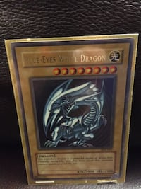 Blue-Eyes White Dragon SDK-001 Special Edition