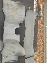 Floor mats and front seat covers for 2012 ford f-250