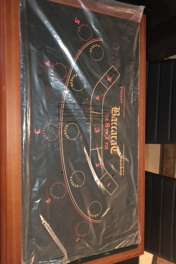 Blackjack table, Roulette and more 2