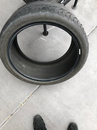 1 used 255/35z/r18 tire North Las Vegas, 89032