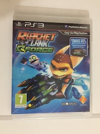Rachet and Clank Q Force ps3 Adıyaman Merkez, 02040