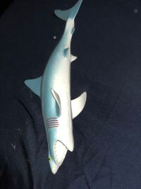 Plastic Toy Shark