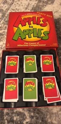 Apples to Apples Game New Brunswick, 08901
