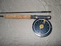 Fly Fishing Rod and Reel #5/6 Mitchell and Pflueger MONTREAL