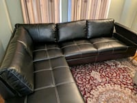 Brand new black L shape sectional Toronto, M9V 2E5