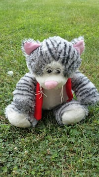 gray and black tiger plush toy Clarksville, 21029