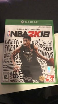 NBA 2k19 Xbox One  Rockville, 20851