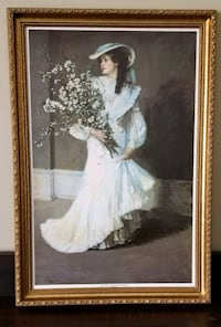 """STUNNING PIECE - """"SPRING"""" by Sir John Lavery Whitby, L1P 1R8"""