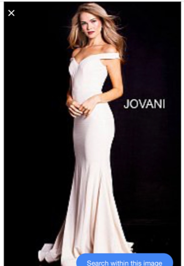 76e4d1f412 Used Jovani prom gown for sale in Latham - letgo