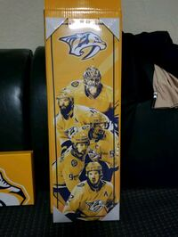 Nashville Predators Wall Decor