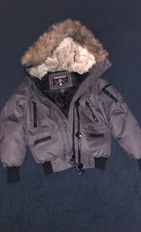 Girls sz M warm winter jacket