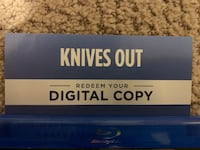 Knives Out digital code