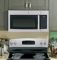 GE over oven microwave offer!! Need gone today!!! Temple Terrace, 33617