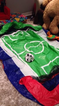 Little tykes inflatable soccer field Bolton, L7E 1C8